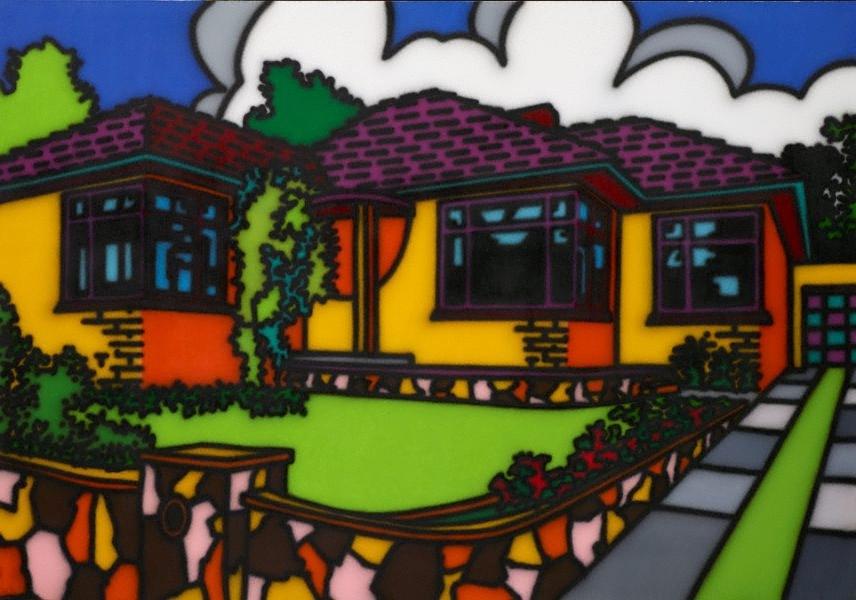 1988 Exterior Home Colors