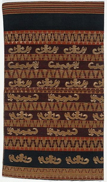 Woman S Ceremonial Skirt Tapis Early 20th Century Art