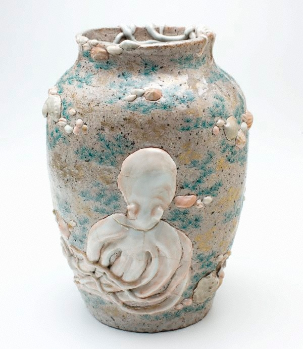 Octopus Vase 1870s By Meiji Export Crafts The Collection