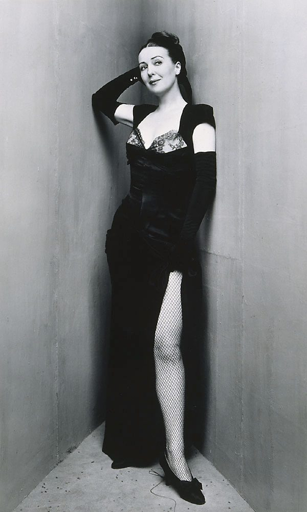 gypsy rose lee new york 1948 by irving penn the collection