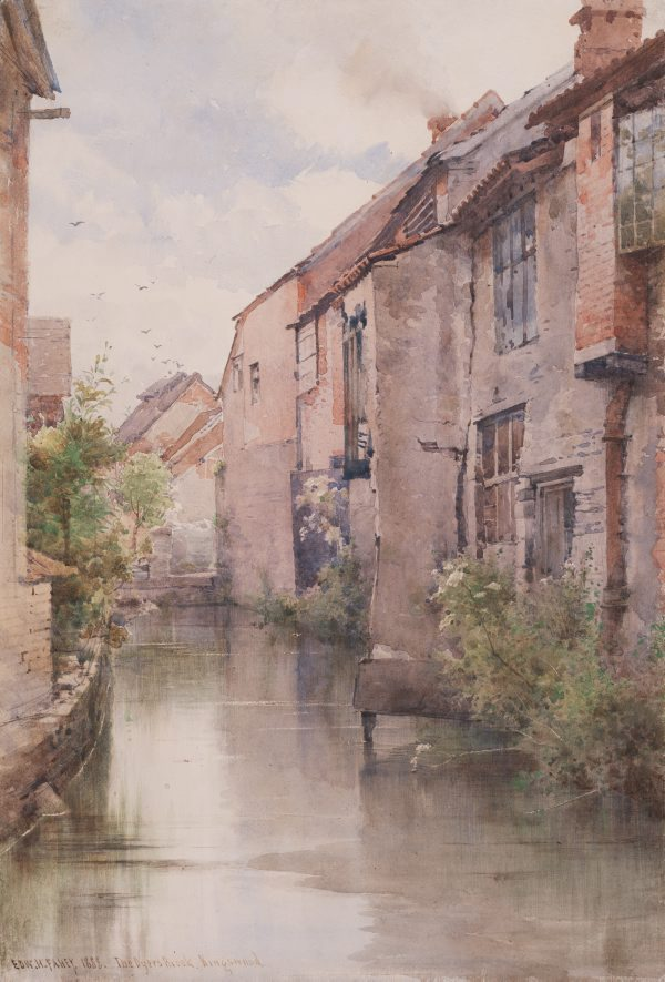 The Dyer S Brook Kingswood 1888 By Edward Henry Fahey The Collection Art Gallery Nsw
