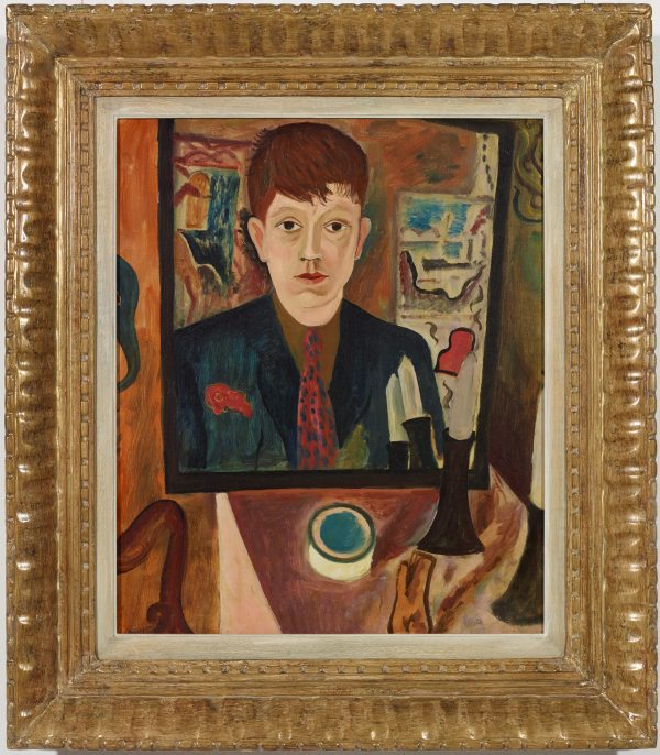 Self-portrait, (1928) by David Jones :: The Collection :: Art ...