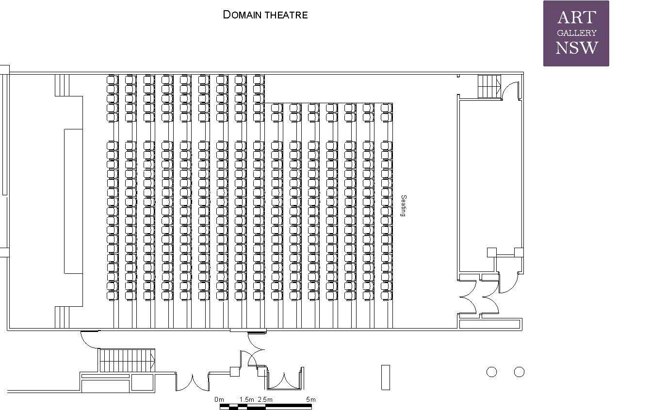 Small Space Floor Plans Domain Theatre Venue Hire Facilities Plan Your