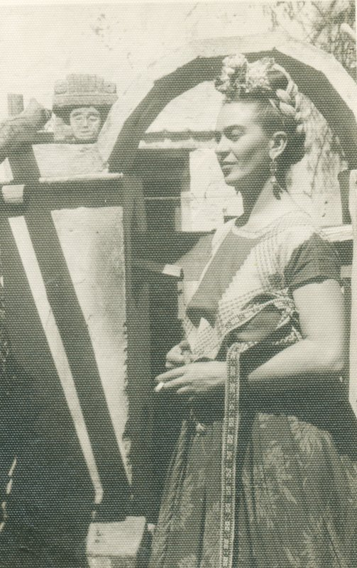 Frida Kahlo And Diego Rivera  Art Gallery Nsw-7246