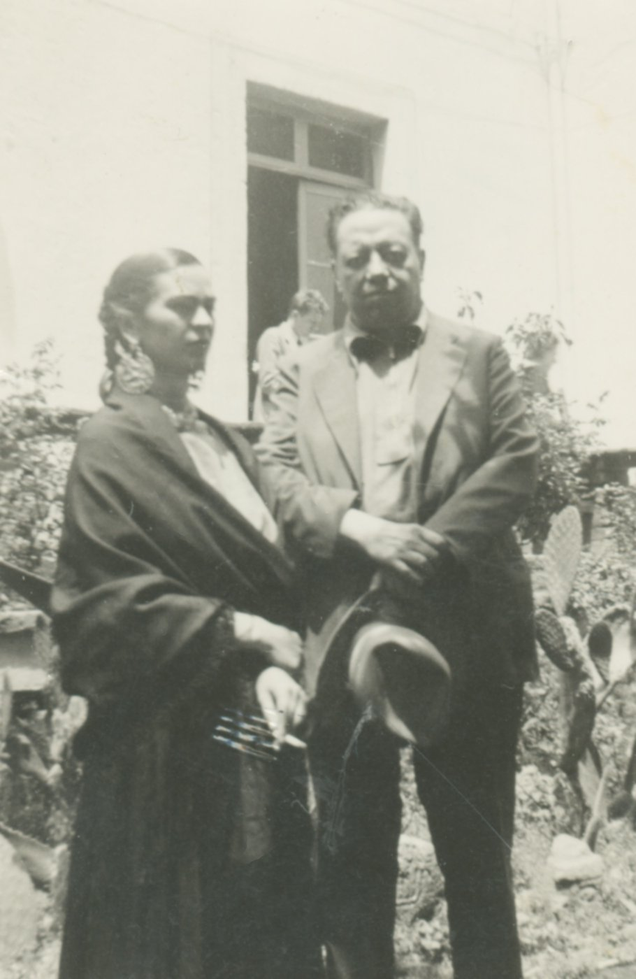 Guillermo Zamora, 'Frida and Diego, Coyoacán', 1937