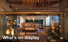 Explore what's on display in Pacific art
