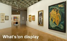 Explore what's on display in Contemporary