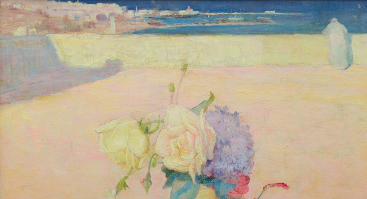 Alternate image of The hot sands, Mustapha, Algiers by Charles Conder