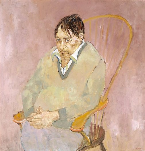 An image of John Perceval by Clifton Pugh