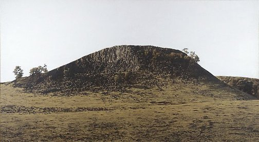 An image of The Quarry, Euroa by William Delafield Cook