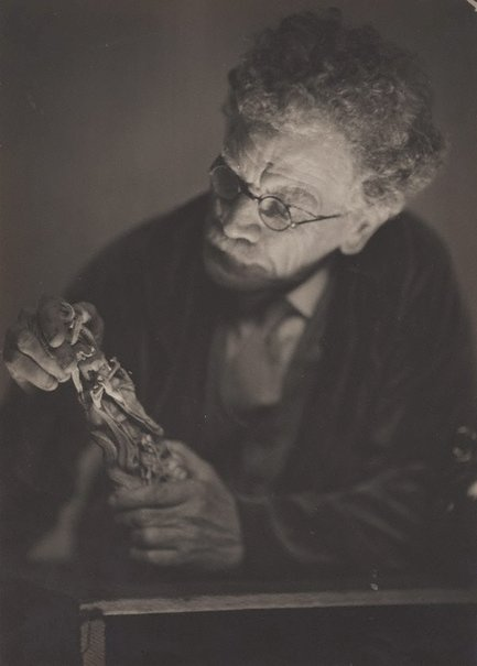 An image of John Shirlow by Julian Smith