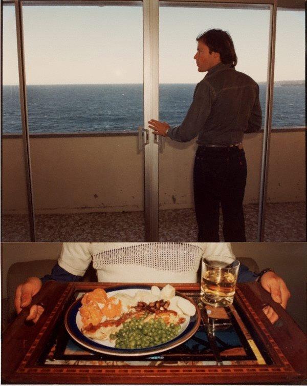 An image of Bondi delicious (Portrait of Jim Sharman)
