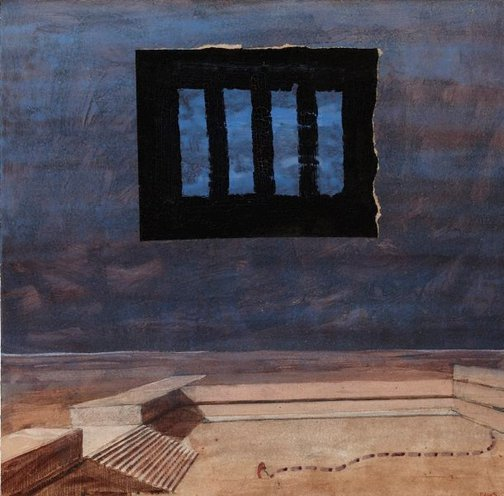 An image of Mexican prison by Lawrence Daws