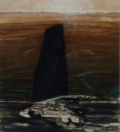 An image of The tower by Lawrence Daws