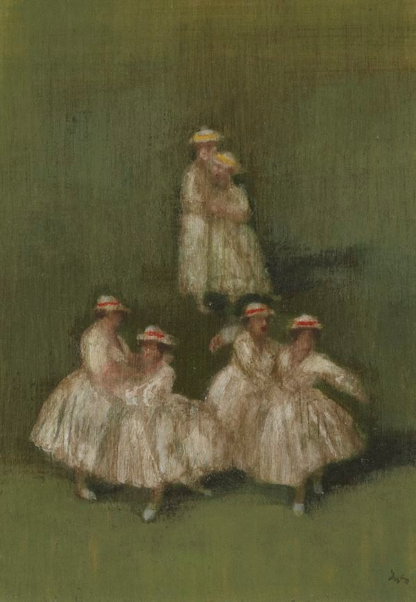 An image of Waltz of the bowling ladies
