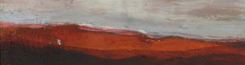 An image of Desert landscape with figures by Robert Juniper