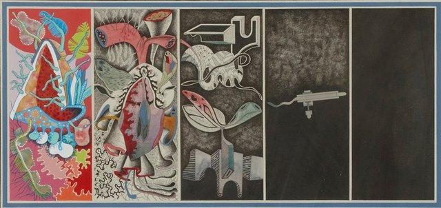 An image of Five panel study