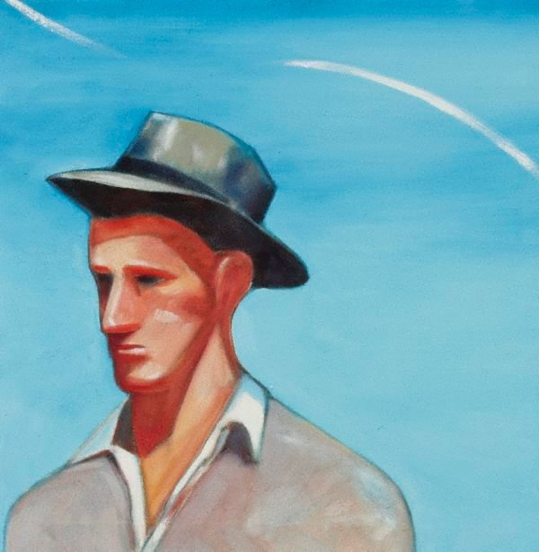 An image of Australian head