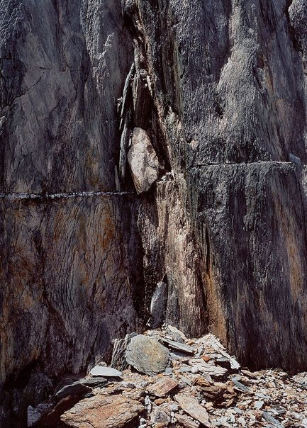An image of Queenstown rocks No. 6 by David Moore