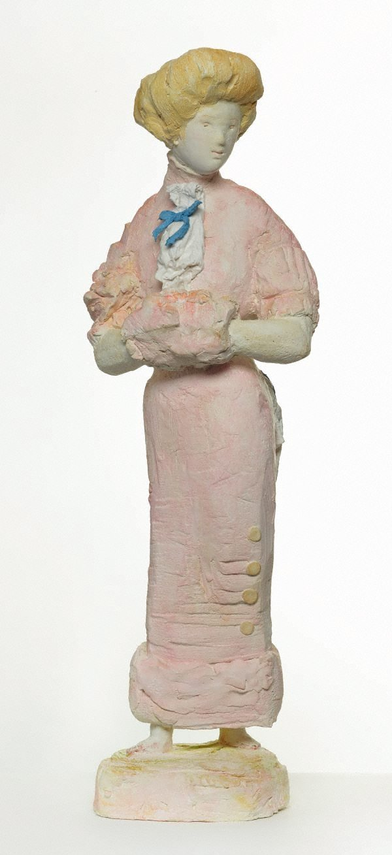 An image of Gibson Girl