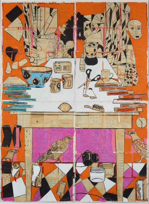 AGNSW collection Katherine Hattam The integrity of the personality (2008, 2014) 100.2014