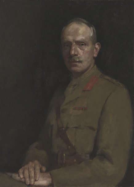 An image of General William Throsby Bridges