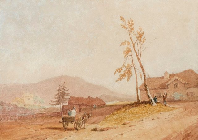 An image of Early sketch