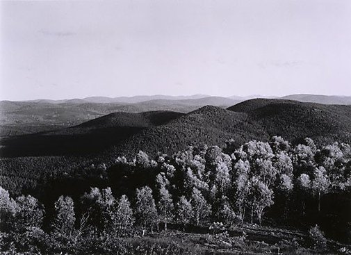 An image of View south-east from Tumorrama Mountain, Bondo State Forest by Peter Elliston