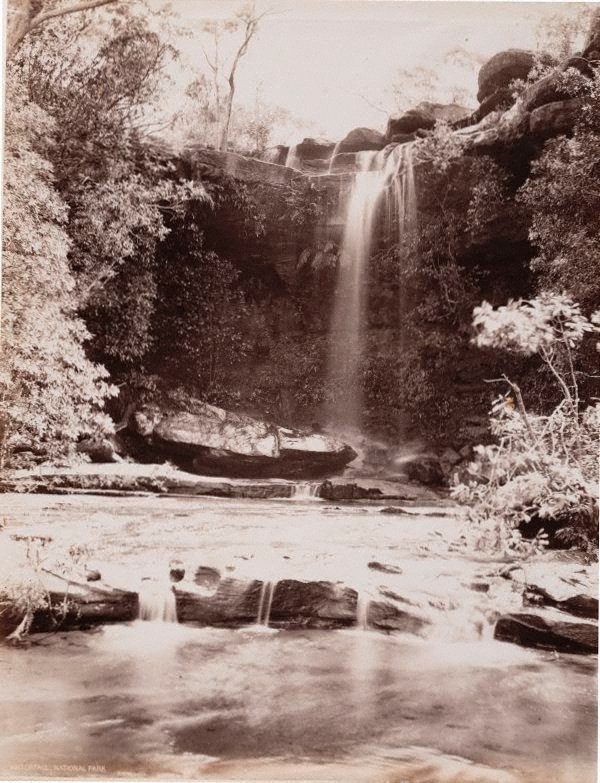 An image of Waterfall, National Park
