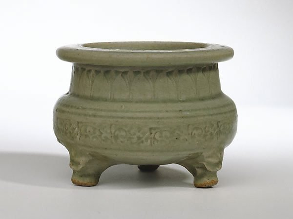 An image of Tripod censer