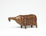 Alternate image of Brown cow by John Kelly