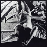 An image of The unword performance (11 female sexual organs) by Mike Parr