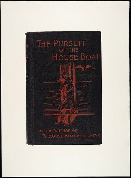 An image of The pursuit of the house-boat by R.B. Kitaj