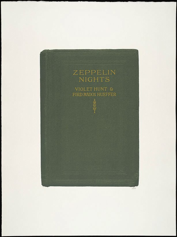 An image of Zeppelin nights