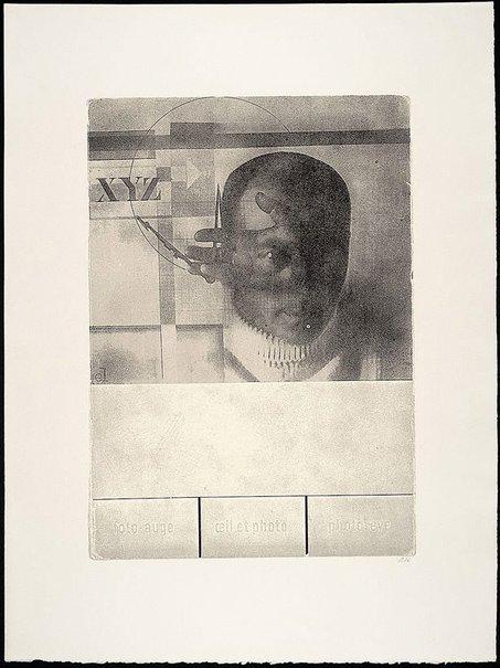 An image of Photo-Eye (El Lissitzsky) by R.B. Kitaj