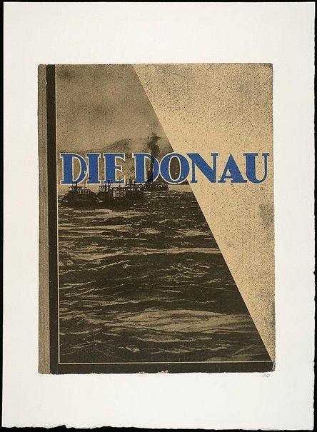 An image of Die Donau by R.B. Kitaj