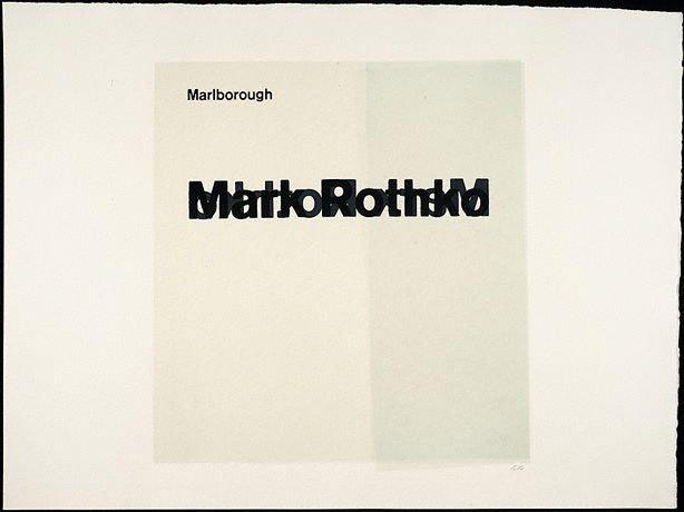 An image of Marlborough (Mark Rothko)