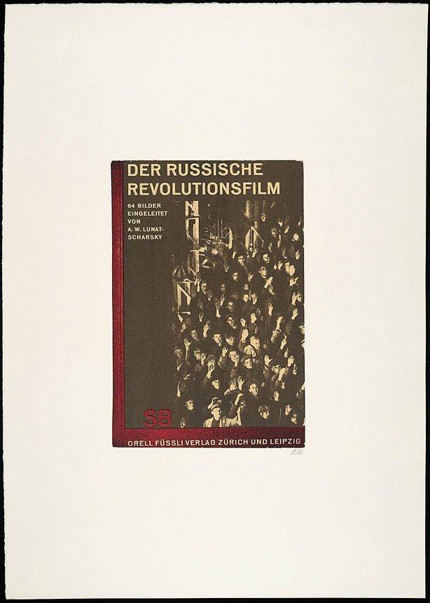 An image of Der Russische revolutionsfilm