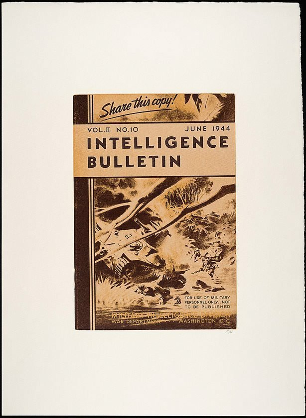 An image of Intelligence Bulletin