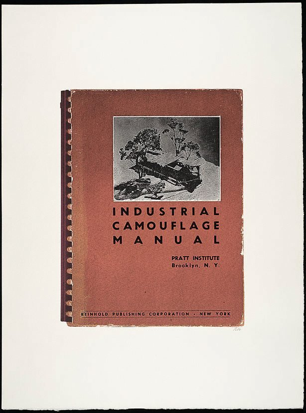 An image of Industrial cammouflage manual