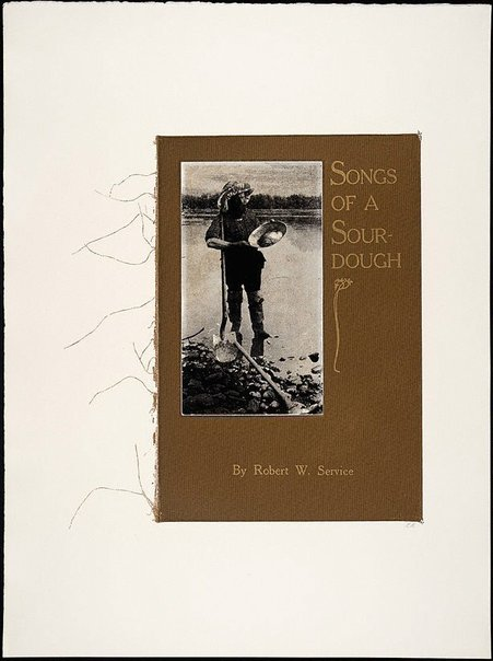 An image of Songs of a sourdough by R.B. Kitaj