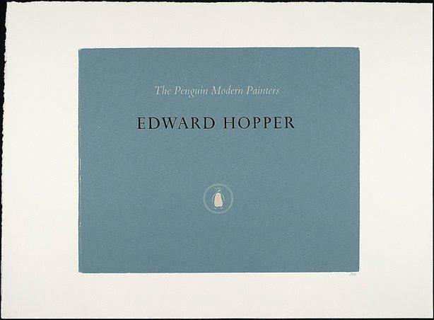 An image of Edward Hopper