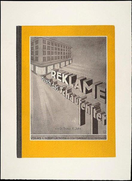 An image of Reklame durch das schaufenster by R.B. Kitaj