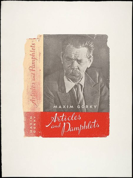 An image of Articles and pamphlets by R.B. Kitaj