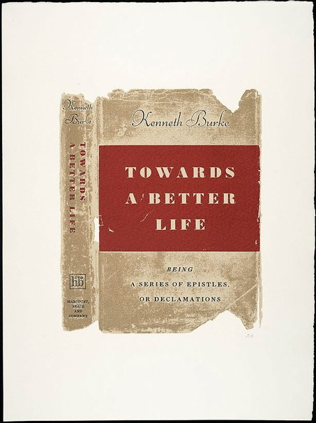 An image of Towards a better life by R.B. Kitaj