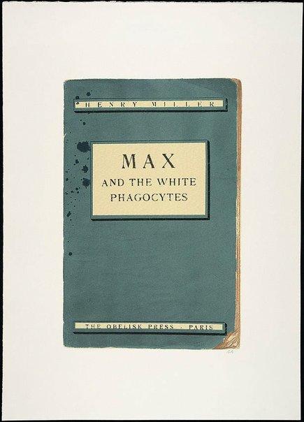 An image of Max and the white phagocytes by R.B. Kitaj