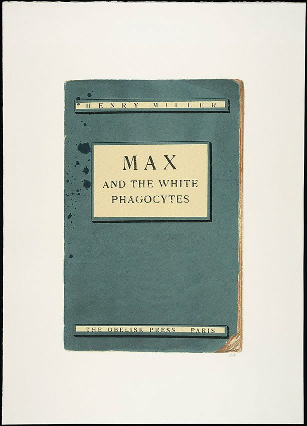 An image of Max and the white phagocytes