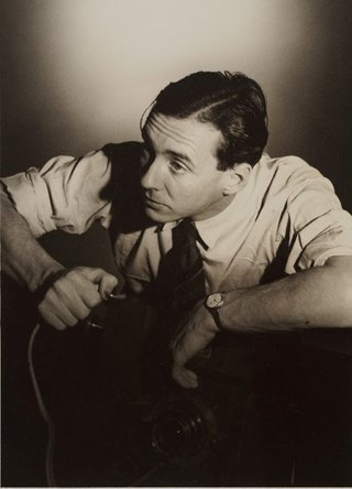 AGNSW collection Max Dupain Untitled (self portrait) (1930s) 102.2003.7