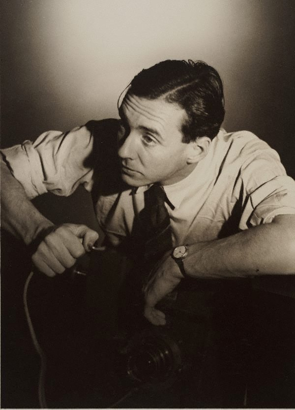 Untitled (self portrait), (1930s), Photographs by Max Dupain 1930s by Max Dupain