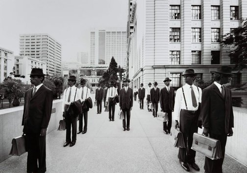 An image of Majority rule by Michael Cook